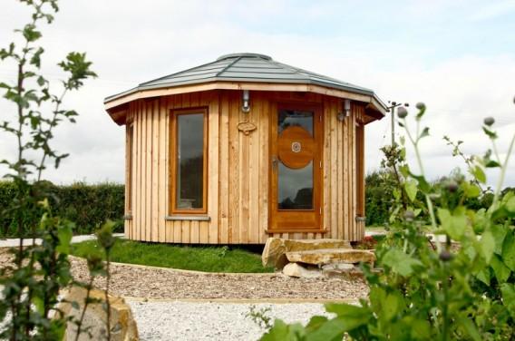 Rotunda Tiny House