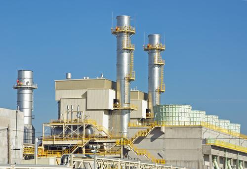 Power plant in Spain from shutterstock_126575024
