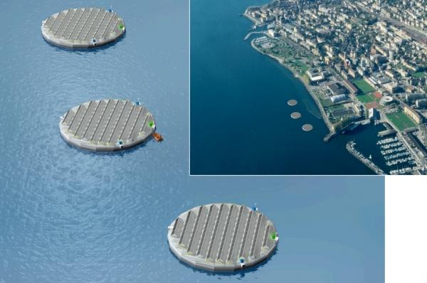 floating solar islands Ils_flotants-600x0