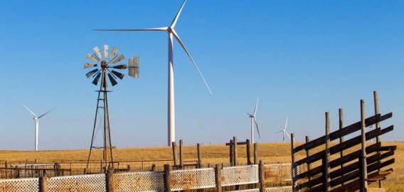 Mehoopany Wind Farm Windmill Farm