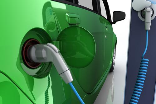Green EV shutterstock_135927992