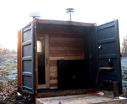 Sauna-Box