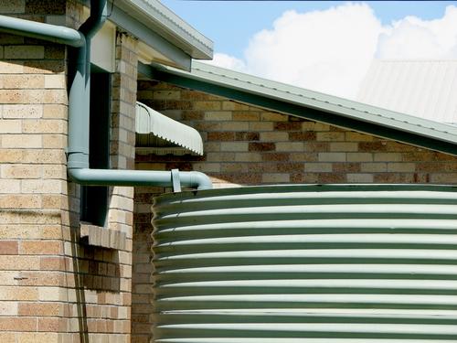 Urban water tank