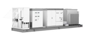Compact MV Power Platform