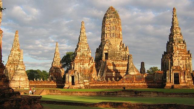 Image Credit: WatChaiwatthanaram via Wikimedia Commons
