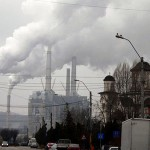 Coal fired power plant in Romania. Photo credit: Creative Commons, CEE Bankwatch Network, 2013