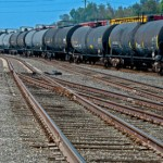 Could oil by rail realistically provide an alternative to the Keystone XL, aiding in the expansion of Canada's highly-polluting tar sands? Photo credit: Russ Allison Loar/ Creative Commons