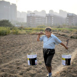 China's Ministry of Environmental Protection says it will spend billions of yuan to transform its polluted land. Photo credit: Chindia-Alert.org