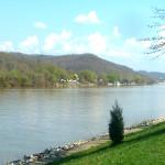 The Kanawha River in