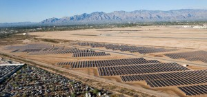 SUNEDISON INTERCONNECTS 16.4 MEGAWATT SOLAR POWER PLANT FOR DAVIS-MONTHAN