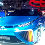 Toyota recently unveiled this 2015 FCEV at the Consumer Electronics Show in Las Vegas. Photo credit: Union of Concerned Scientists