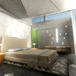 A look inside the 960-square-foot, one-bedroom house a team from Rutgers University helped design for the Solar Decathlon in 2011. Rutgers is sending a team to Colorado this year for the  Challenge Home Student Design Competition. Photo credit: Team NJ