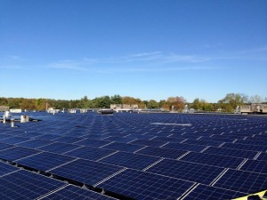 Nice-Pak and PDI Completed Solar Array