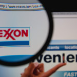 Exxon, the nation's largest oil and natural gas company, quickly issued carbon risk reports, but they contain a mixed message. Photo courtesy of Shutterstock