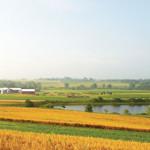 Rodale Institute farm.