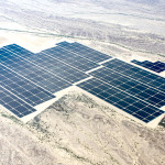 NRG Energy and MidAmerican Solar announced the completion of Agua Caliente, the world's largest photovoltaic solar facility at 290 megawatts. The Arizona plant sells clean power to Pacific Gas & Electric Company under a 25-year power purchase agreement. Photo credit: Business Wire/NRG Energy