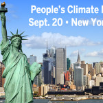 If you're wondering how to react to the devastating news that the Antarctic is melting out of control: New York. If you're scared like I am by the pictures of the fire and drought across the West: New York. If you're feeling like it's time to change the trajectory of this planet: we'll see you in New York.
