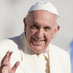 U.S. Sen. Ed Markey had the pleasure of meeting Pope Francis to discuss climate change. Photo courtesy of Shutterstock