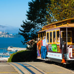 Cable car in San Francisco. Pius Lee / Shutterstock.com