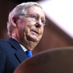 U.S. Senate Minority Leader Mitch McConnell wanted a quick vote on a bill to protect the coal industry, but it didn't happen. Photo courtesy of Shutterstock