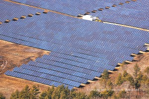 Fisher Road Solar Project - photo