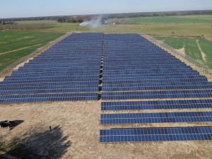 GA Solar Array