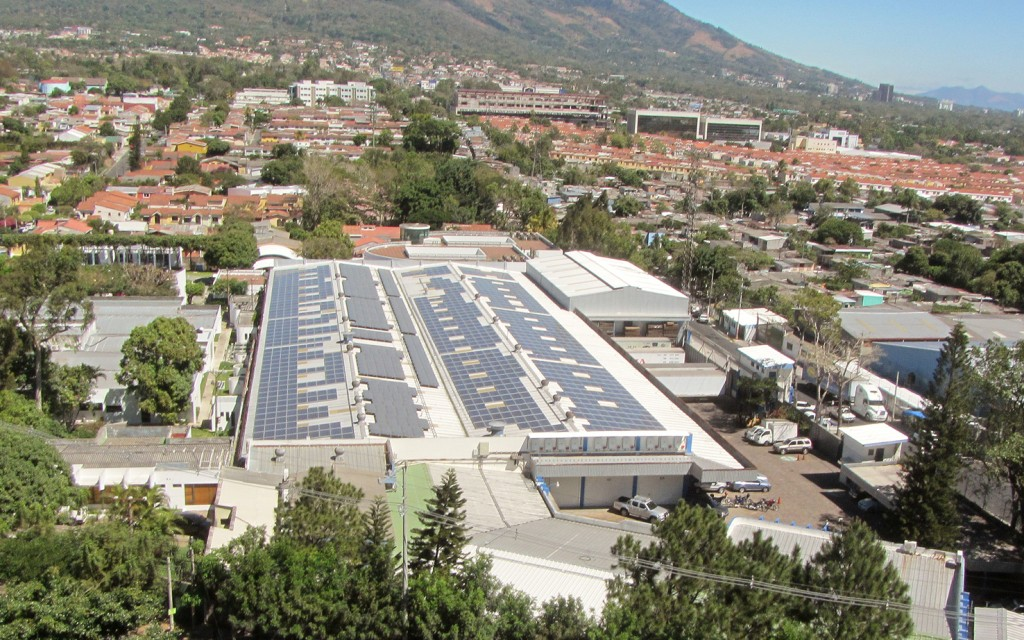 −Martifer Solar has connected a new solar PV rooftop plant on rooftop in San Salvador, El Salvador, which represents the company's commitment to grow the market in Central America