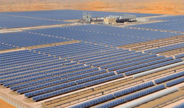 UAE solar demand