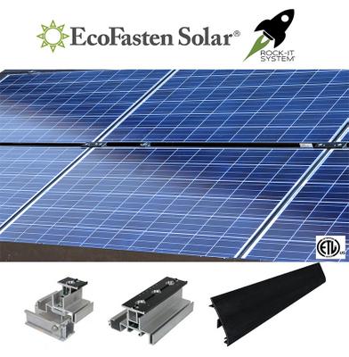 Ecofasten rail free mounting