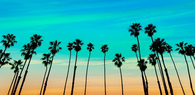 California solar power