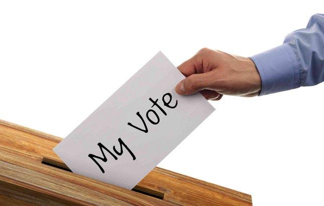 voter support solar power