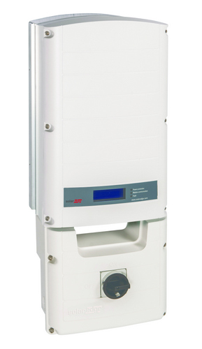 SolarEdge commercial inverters